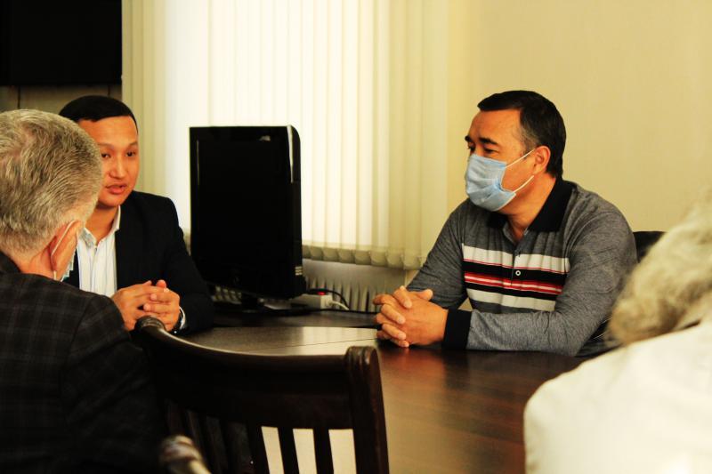 Бүгүн, 2020-жылдын 15-октябрында, Коомдук кеңештин кезектеги жыйыны болуп өттү
