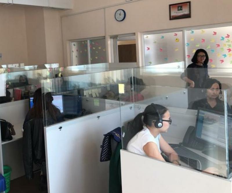 Колл‑центр 119 ГРС за сутки принял рекордное число звонков
