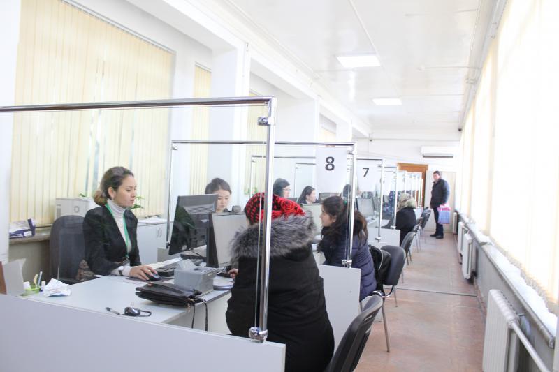 А. Туйбаева өлкөнүн түштүк аймагында жайгашкан Кызматтын аймактык бөлүмдөрүнүн ишин текшерди