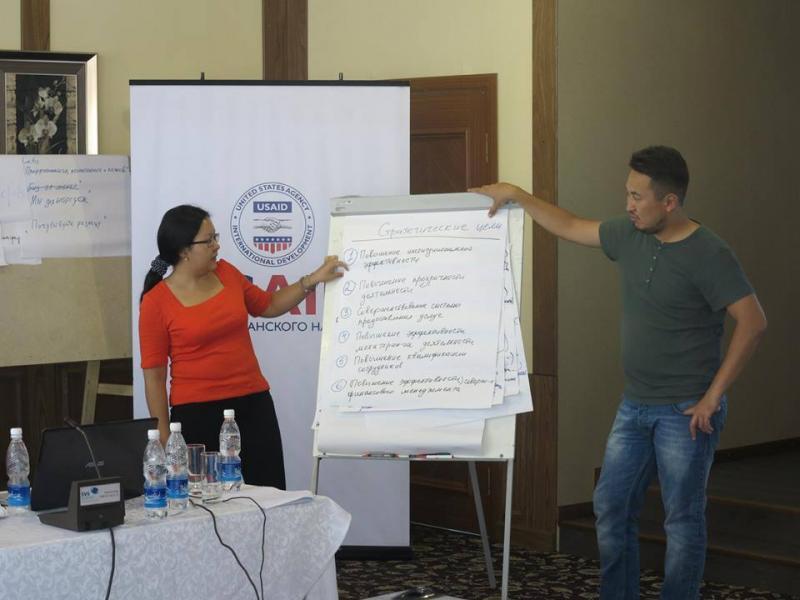 Прошел семинар по стратегическому развитию ГРС
