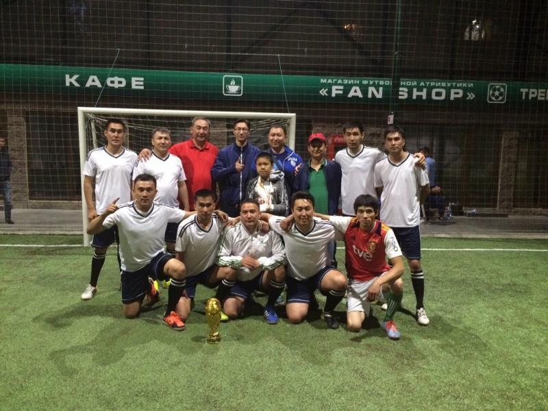 Сборная ГРС стала чемпионом в игре по мини-футболу с международными организациями и диппредставительствами