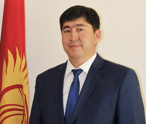 Сарыбаев Русланбек Рыскулбекович