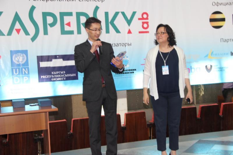 Дастан Догоев награжден Премией КИТа в номинации «Открытие года»