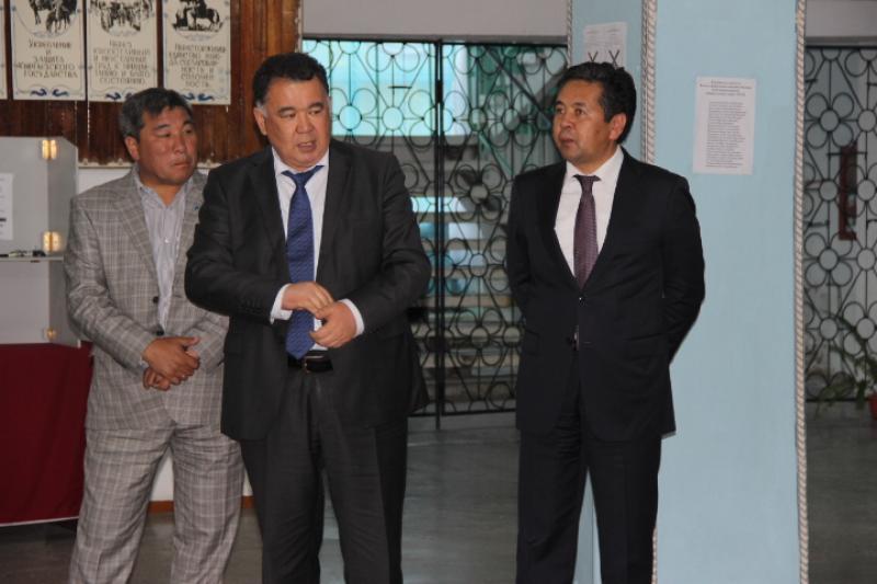 В Кыргызстане на трех избирательных участках прошла апробация процесса идентификации граждан по биометрическим данным