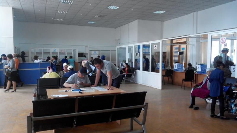 ГРС запустила АИС «Паспорт» в Центре обслуживания населения г. Ош