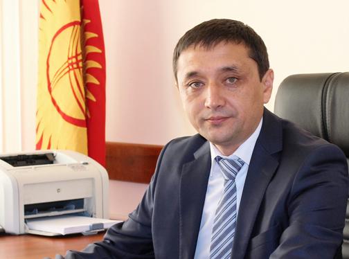 Джусупбеков Бакытбек Асанбекович