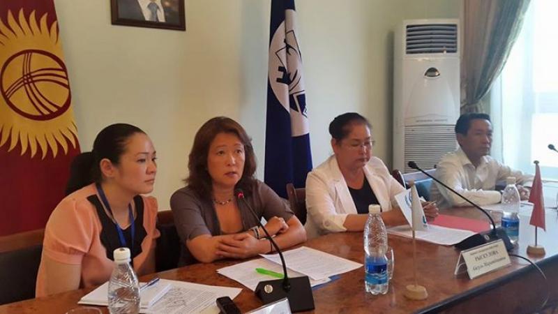 В Бишкеке запущена кампания по сокращению безгражданства