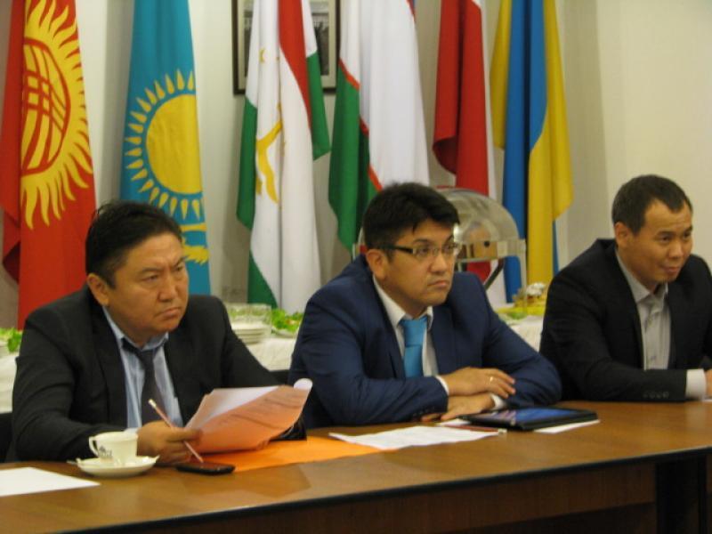 В Государственной регистрационной службе прошло очередное заседание Клуба статс-секретарей