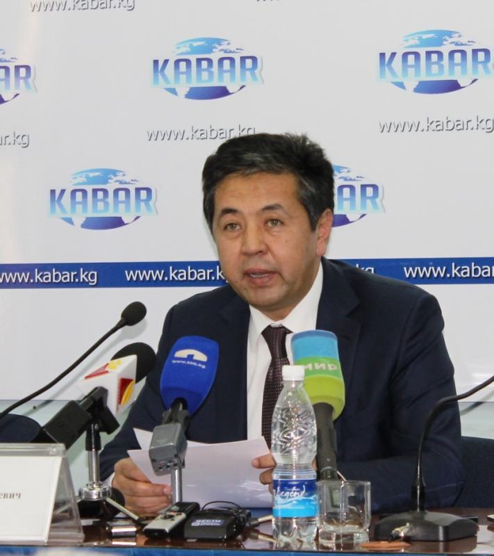 Председатель ГРС Тайырбек Сарпашев: Портал электронных услуг services.srs.kg станет «единым окном» в интернете